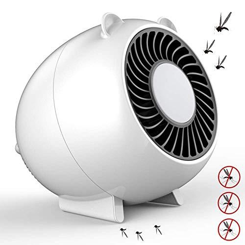 LFNIU Insektenvernichter SprayMoskito-Mörder-Lampe, Bug Zapper, Fotokatalysator-Moskito-Falle USB-Powered, Insektenschutz-Insektenfalle für Innen & Außen-Weiß