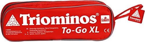 Triominos 60666 60666012-To Go XL