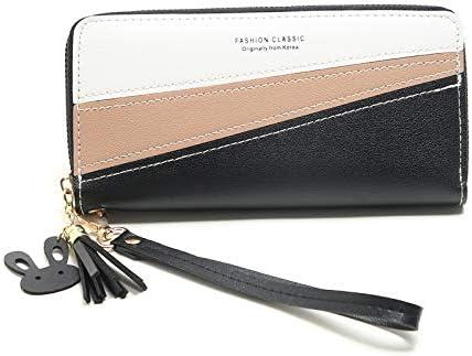Jennyfly Women's RFID wholesale Blocking Finally popular brand Zip Wallet Fashion Girls Women L