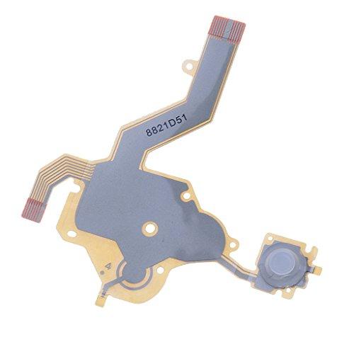 Gazechimp Teclado derecho Flex Cable Compatible con Sony PSP 3000 Accesorios de...