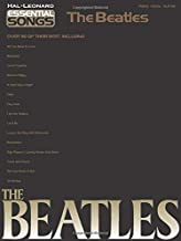 Essential Songs - The Beatles Piano, Vocal and Guitar Chords
