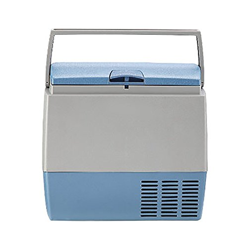 L&Z Classe D'énergie De Réfrigérateur De Voiture Portative De La Capacité 18L A ++ Refroidisseur Et Réfrigérateur Plus Chaud Électrique De Camion pour Le Voyage