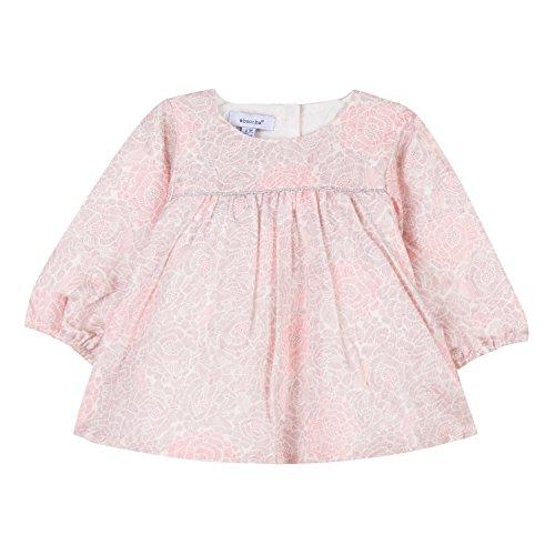 Absorba Boutique Boutique Chemises Rose, Blusa Bebé-Niñas, Rosa (Rose 30), 3-6 Meses (Talla del Fabricante: 3M)
