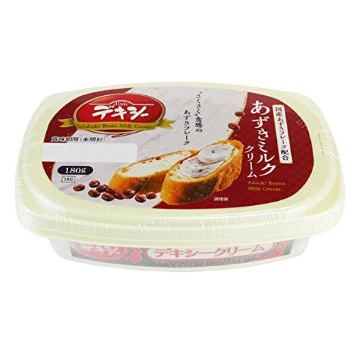 デキシー あずきミルククリーム 180g