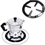 Knowoo Moka Pot Stove Máquina de café Espresso Tradicional con Bomba de Barista, cafetera y máquina de Capuchino