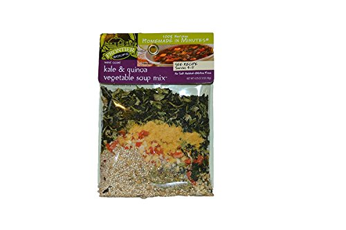 Frontier Soup Kale Quinoa and Vegetable Soup Mix (Pack of 4)