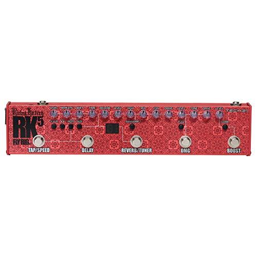 TECH21 Richie Kotzen Signature ギター用 マルチエフェクター RK5 FLY RIG Ver.2 【国内正規品】