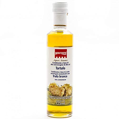 Azeite Extra virgem Italiano Trufado Montosco Tartufo 125 ml