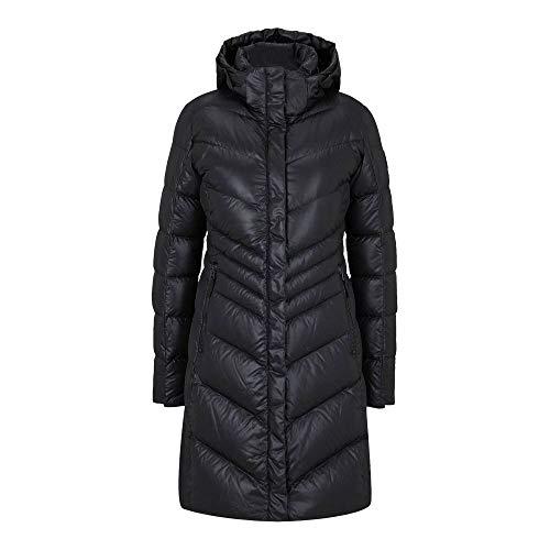 Bogner Fire + Ice Ladies Kiara2-D Schwarz, Damen Wintermantel, Größe 42 - Farbe Black