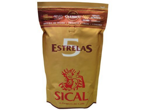 Sical Portugiesisch Gemahlener Kaffee 3x250g