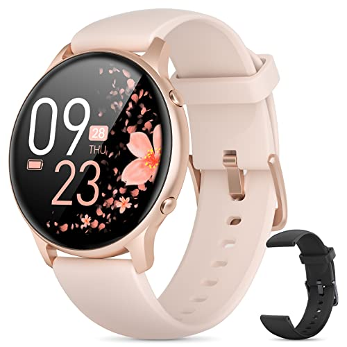 Smart Watches for Women, 2021 HD LCD Smart Watch for Android Phones...
