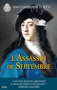 L'assassin de septembre par Jean-Christophe Portes