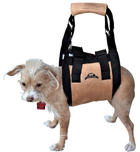 Travelin K9 Medium Dog Lift Harness - Dog Support Harness - Dog Stair Lift - Dog Car Lift. For Disabled Dogs, Elderly Dogs, Injured Dogs, to support dogs back legs and as a Dog Rehabilitation Harness