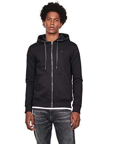 G-STAR RAW Herren Graphic 8 Core Hooded Sweater