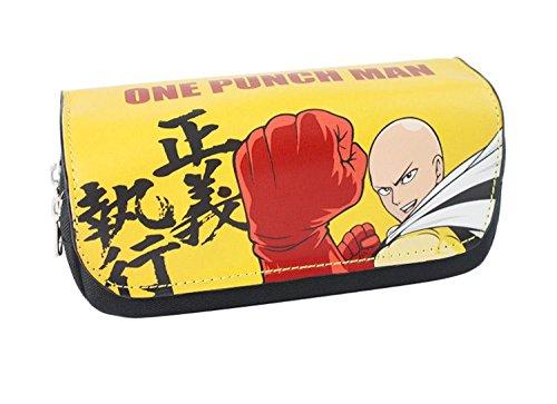 One Punch Man Anime Saitama Federmäppchen