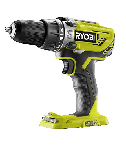 Ryobi R18PD3-0 ONE+ 18V Cordless Compact Percussion Drill (Body Only)