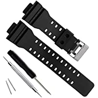 OliBoPo Natural Resin Replacement Watch Band Strap