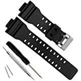 Natural Resin Replacement Watch Band Strap for...