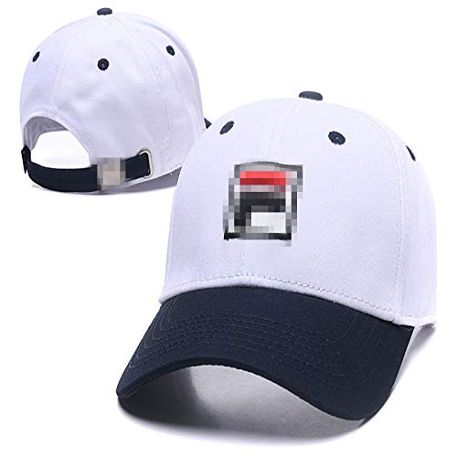 sdssup Caps Baseball Cap Hip-Hop Hut Flut Version Visier Style 25 verstellbar