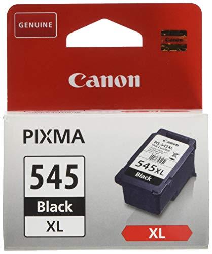 Canon Tintenpatrone PG-545 XL schwarz black - 15 ml ORIGINAL für PIXMA Drucker