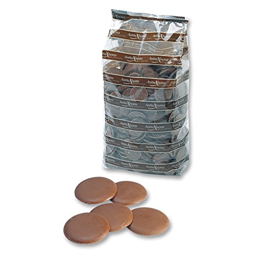 Gotas Chocolate con Leche Antiu Xixona - 1 Kg