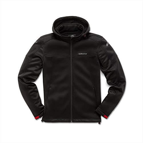 Alpinestar stratified Jacket Capucha extraíble de microfile Extensible, Hombre