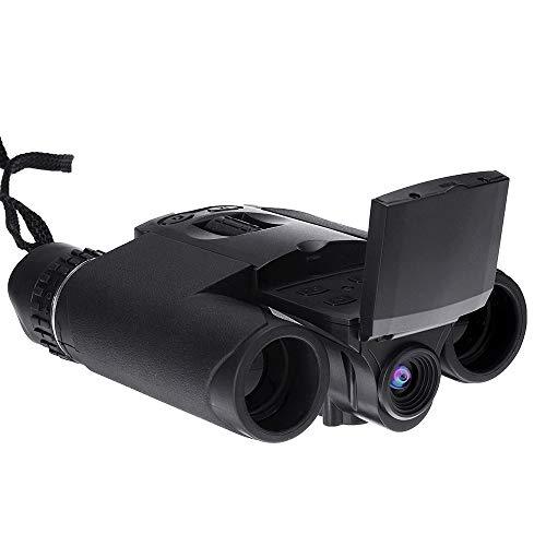 ZDY Qualité telescopes 2 écran Caméra HD 1080P Caméra Jumelles d'enregistrement vidéo numérique 12x32 télescope Jumelles