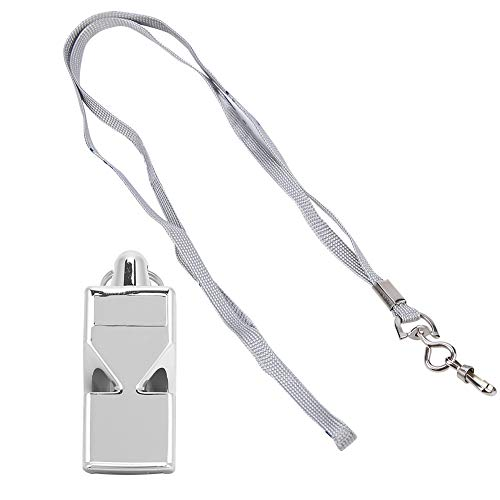 Chacerls Whistle with Lanyard, Football Whistle Whistle...