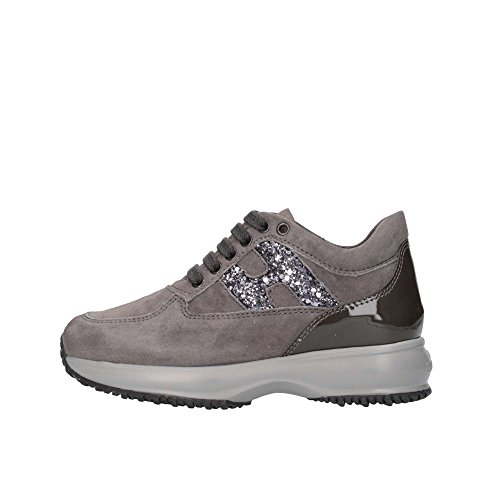Hogan Junior HXC00N002409MU372B Sneakers Bambina Piombo 32