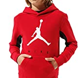 Nike Jordan 95A675-R78 - Sudadera de niño con capucha, talla S (128-137 cm), cód.