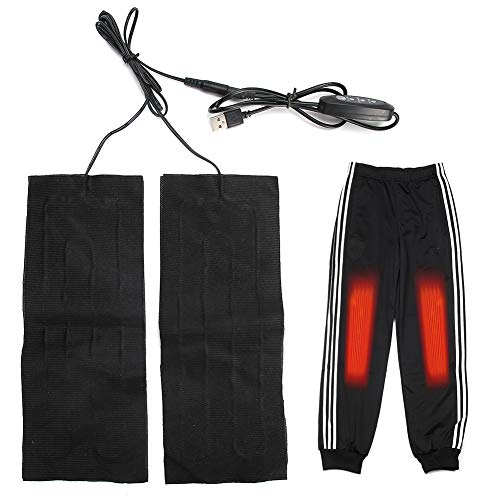 Heizkissen Elektrisch, Heizkissen Rücken, Heizkissen Nacken Schulter, Kleidung Heizkissen, USB-Heizkissen,...
