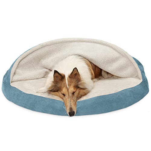Furhaven  Orthopedic Round Cuddle Nest Review