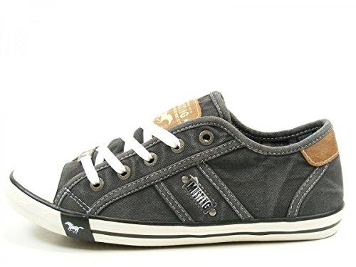 Mustang Damen 1099-302-9 Sneakers, Schwarz (schwarz 9), 40 EU