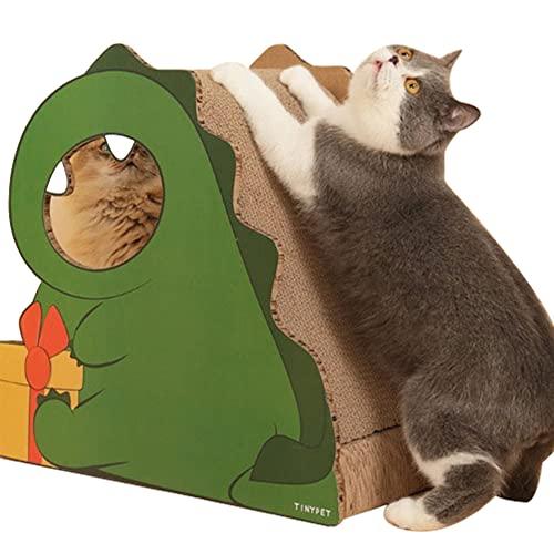 猫 爪とぎ ダンボール ハウス ペット 猫 おもちゃ 爪とぎポール