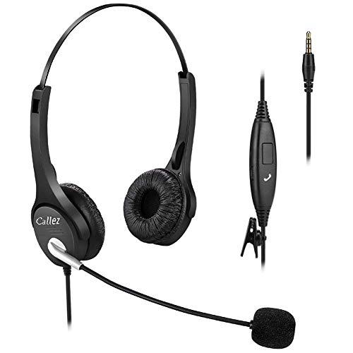 Callez Corded Headset
