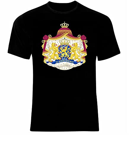 Coat of Arms of The Netherlands Dutch Arms Flag T-Shirt