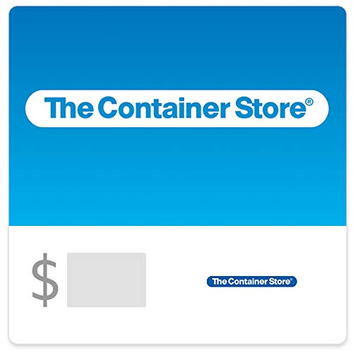 The Container Store Everyday Organized Gift Cards - E-mail Delivery