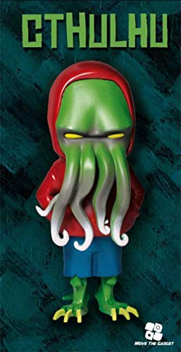 Move The Game Lovecraft Cthulhu Street Wear Figura Estatua Colección 13cm - Resin Limited Edition