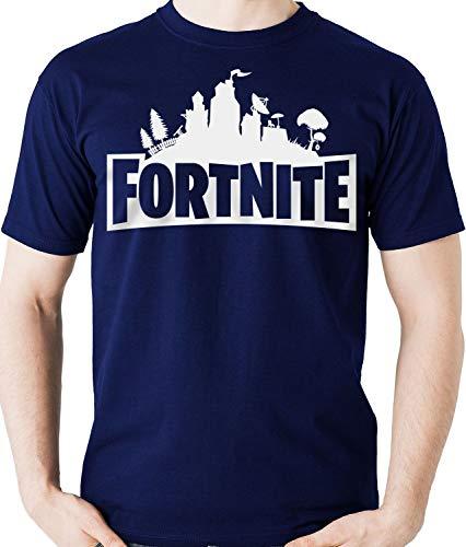 Camiseta Fortnite Logo - Game
