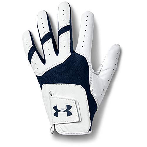 Under Armour Herren Tour Cool Golf Gants Handschuhe, Blau (Academy), (Herstellergröße: LXL)