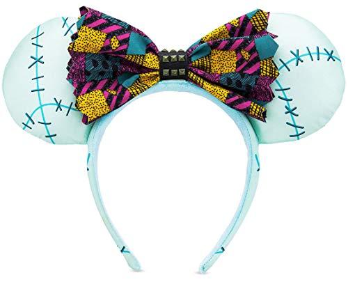 "Disney Parks Exclusive ""Nightmare Before Christmas"" Sally Ears Headband"