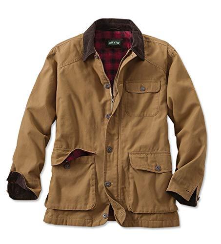 Orvis Men's Classic Barn Coat, Tobacco, X Large