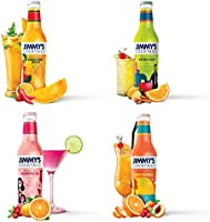 Jimmy's Cocktails - Combo Pack of 8