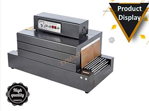 TX® Wärmeschrumpfende Folie Verpackungsmaschine Dichtungsmaschine Verpackung Maschine (110V/60HZ)