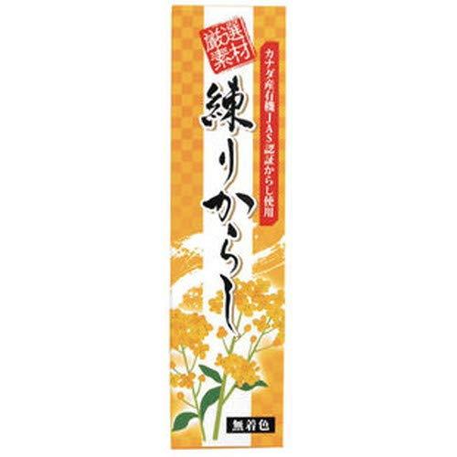 練りからし(チューブ) (40g) 【東京フード】