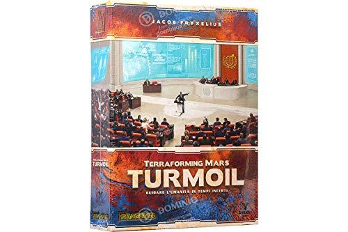 Ghenos Games - Terraforming Mars Turmoil, TMTR.