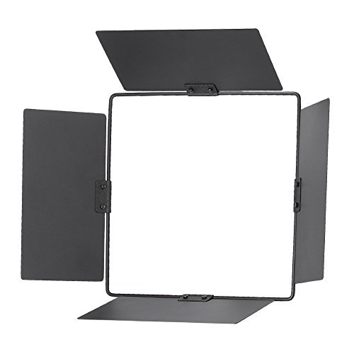 Neewer  Lightweight Barn Door for Neewer CN-576 576LED Dimmable Ultra High Power Panel for Digital Camera/Camcorder Video Light(Barn door Only!)