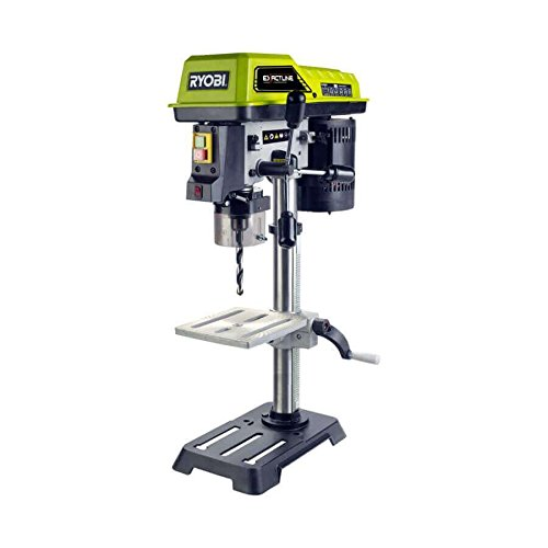 Ryobi 4892210149671 Perceuse à Colonne 5 Vitesses, 390 W, Multicolore