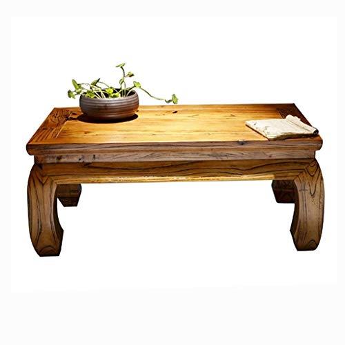 ADSE Tables Basses Balcon Décontracté Petite Maison Chambre Table De Lit Baie Vitrée Bureau Zen Japonais Table Basse