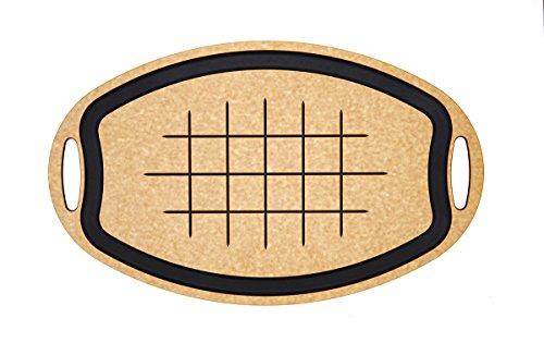 Epicurean 005-23150102 Tabla de cortar carne, Composite Made